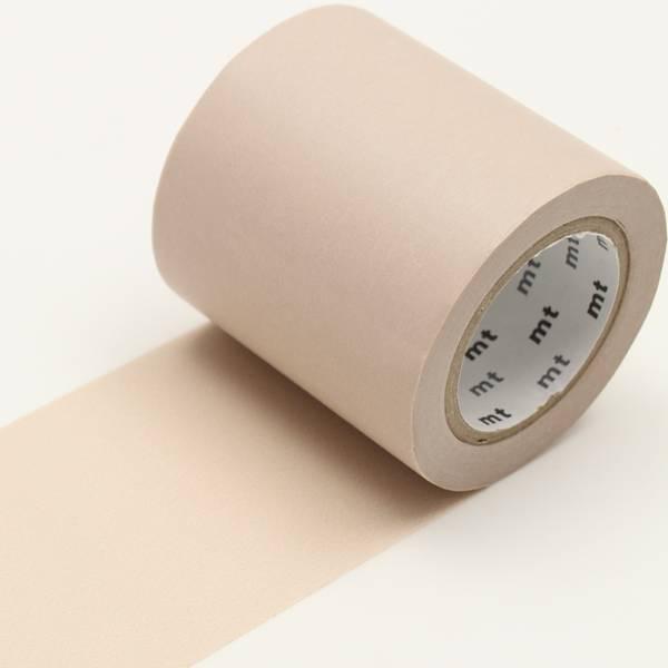 MT washi tape casa pastel brown 50 mm