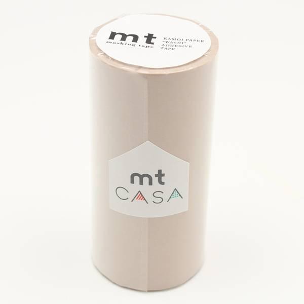 MT washi tape casa pastel brown 100 mm