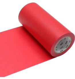 MT  MT  casa washi tape Red 100 mm