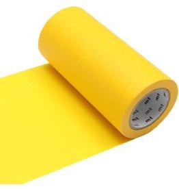 MT  MT washi tape casa geel 100 mm