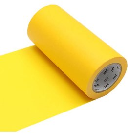 MT  MT washi tape casa Yellow 100 mm