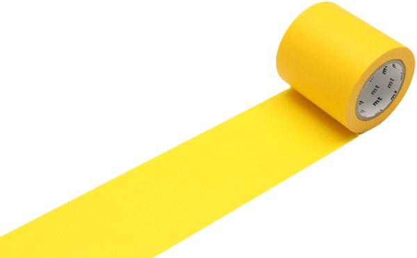 MT washi tape casa Yellow 50 mm