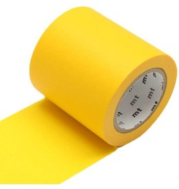 MT  MT casa washi tape geel 50 mm