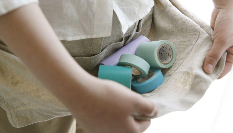 MT casa washi tape groen50 mm