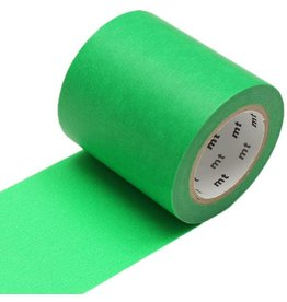 MT  MT washi tape casa groen 50 mm