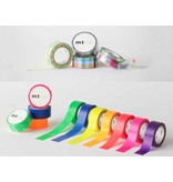 MT washi tape fab Fluor pink
