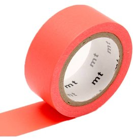 MT  MT masking tape fab Fluor red