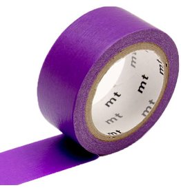 MT  MT washi tape fab Fluor purple