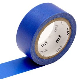 MT  MT washi tape fab Fluor cyan blue