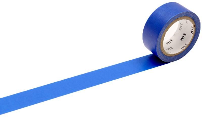 MT washi tape fab Fluor cyan blue