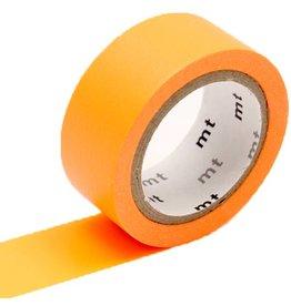 MT  MT washi tape fab Fluor orange