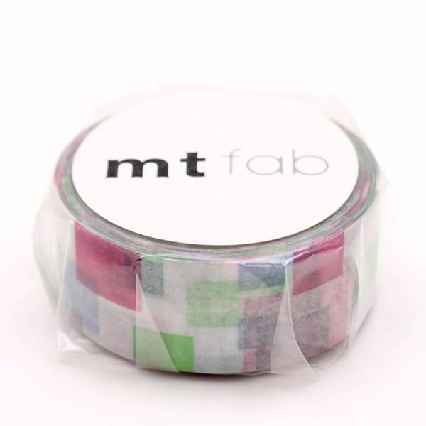 MT washi tape fab Block