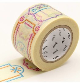 MT  MT masking tape ex Beads label