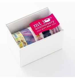 MT  MT masking tape giftbox 10 years anniversary