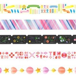 MT  MT washi tape giftbox 10 years anniversary