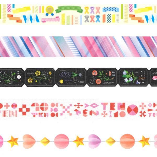 MT washi tape giftbox 10 years anniversary