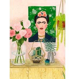 Atomic Soda Schrift tribute to Frida