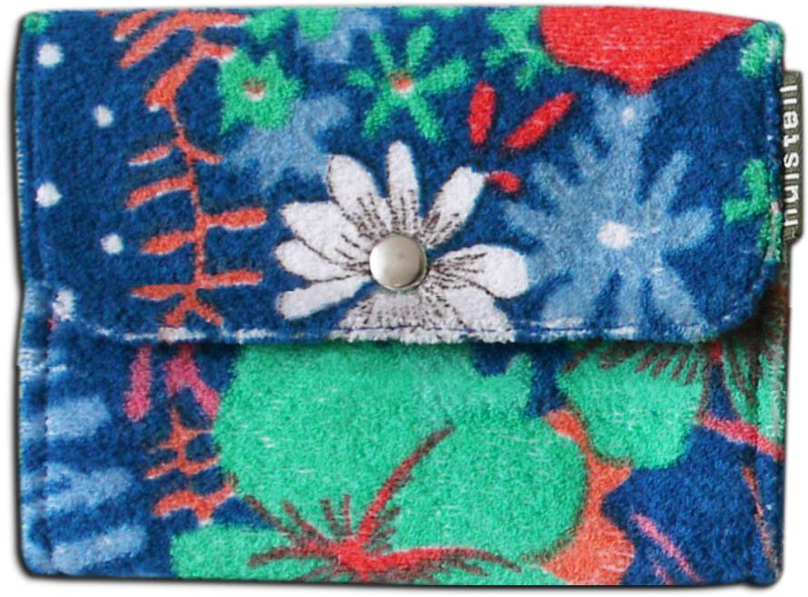 Pocket Huisteil Blue garden
