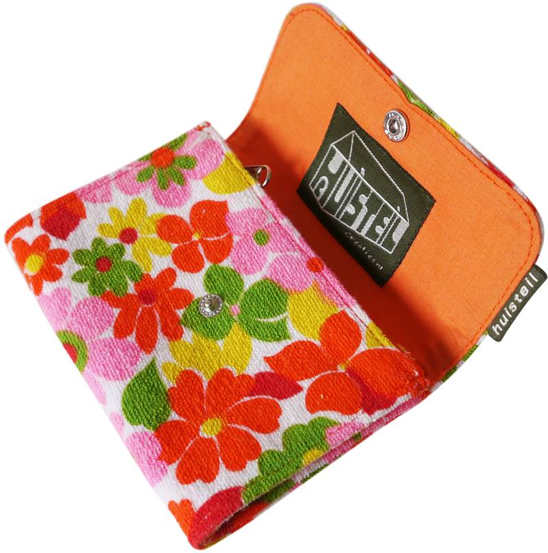 Pocket Huisteil Flower power