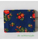 Pocket Huisteil Blue rose