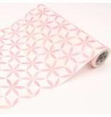 MT casa washi fleece circle & flower