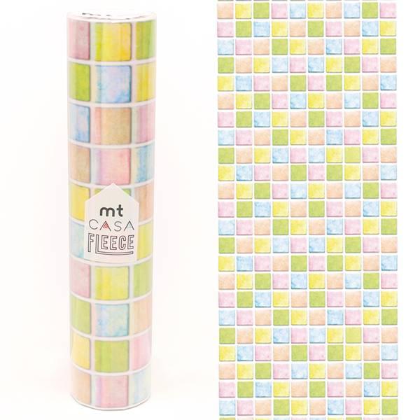 MT casa fleece tile mosaic