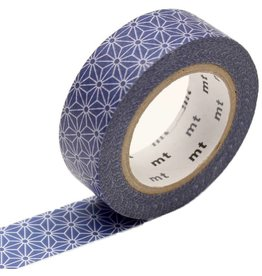 MT  MT masking tape Asanoha Konruri