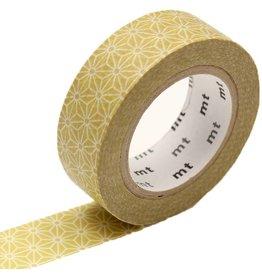 MT  MT masking tape Asanoha Karekusa