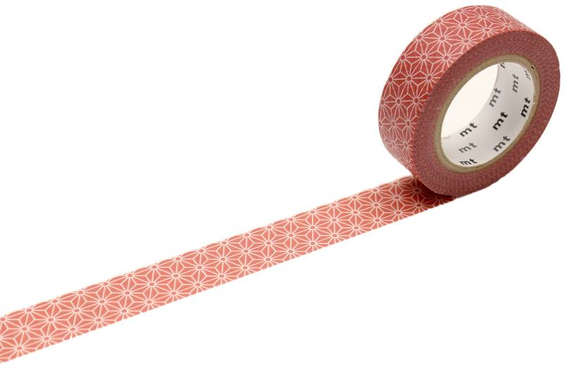 MT washi tape Asanoha Araishu