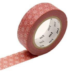 MT  MT masking tape Asanoha Araishu