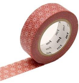 MT  MT washi tape Asanoha Araishu