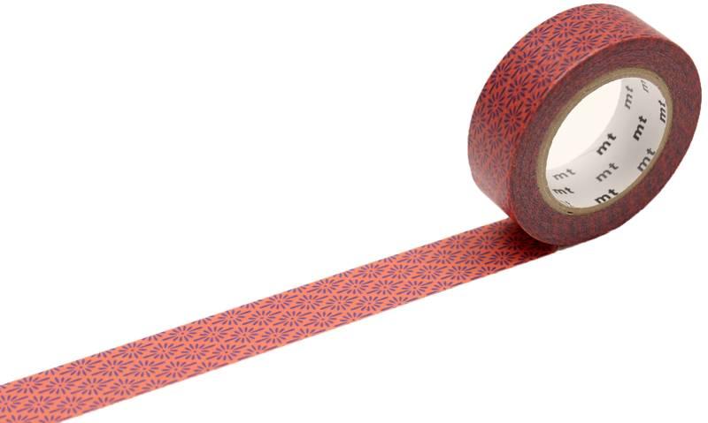 MT washi tape Hanabishi Kakishibu