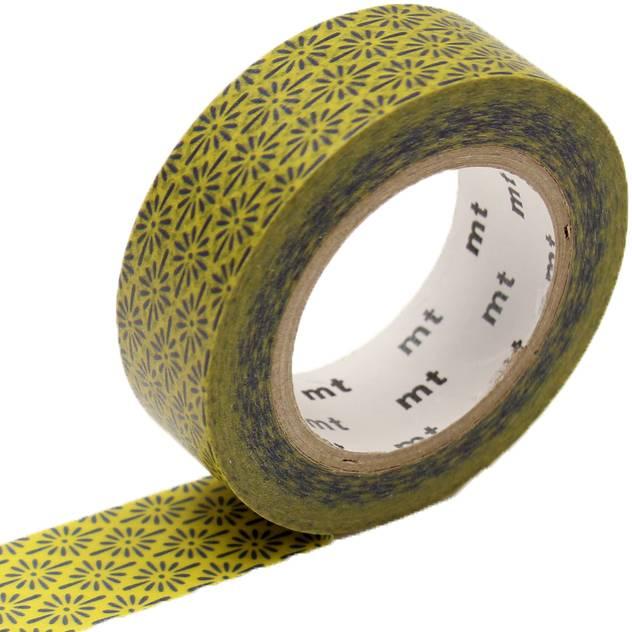 MT washi tape Hanabishi Tanpopo