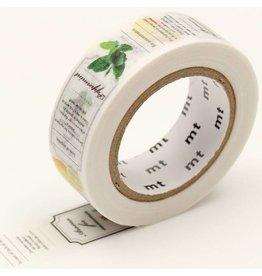 MT  MT masking tape ex Aroma