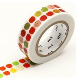 MT washi tape ex Apple