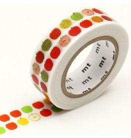 MT  MT washi tape ex Apple
