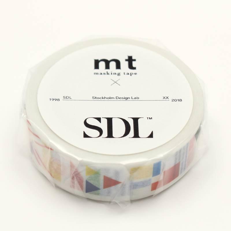 MT masking tape SDL Making Worlds