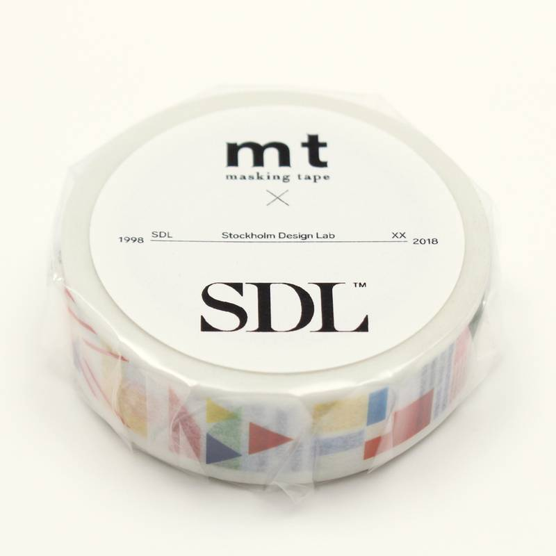 MT washi tape SDL Making Worlds