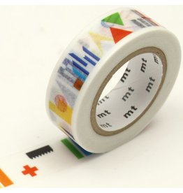 MT  MT washi tape SDL Making Worlds