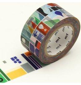 MT  MT masking tape SDL Remixed Shapes