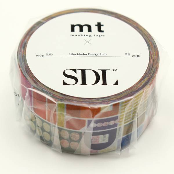MT masking tape SDL Remixed Shapes