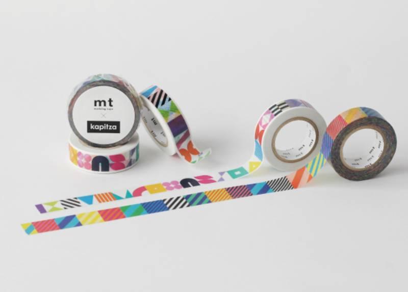 MT masking tape Kapitza symbols