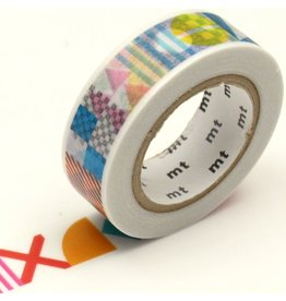 MT  MT washi tape Kapitza symbols