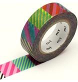 MT washi tape Kapitza multistripe