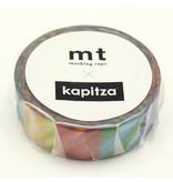 MT masking tape Kapitza multistripe
