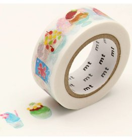 MT  MT washi tape ex Shaved Ice
