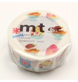 MT washi tape ex Shaved Ice