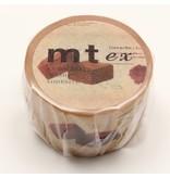 MT masking tape ex encyclopedia chocolate