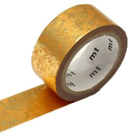 MT  MT washi tape fab Gold Dust
