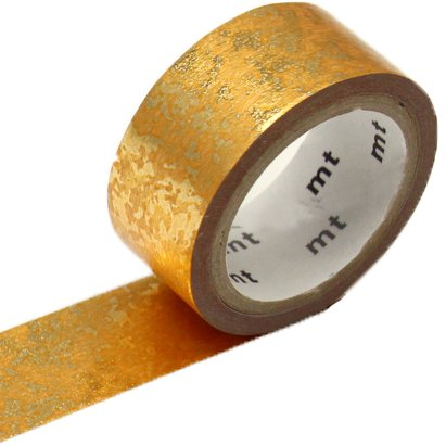 MT masking tape fab Gold Dust